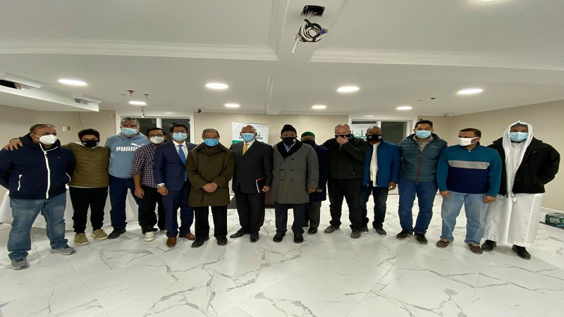 শেল্টার রক ইসলামিক সেন্টারের ফান্ডরাইজার অনুষ্ঠিত