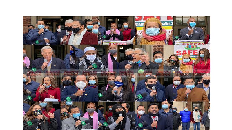 কুইন্সে 'হেইট ক্রাইমে'র বিরুদ্ধে জিরো টলারেন্স