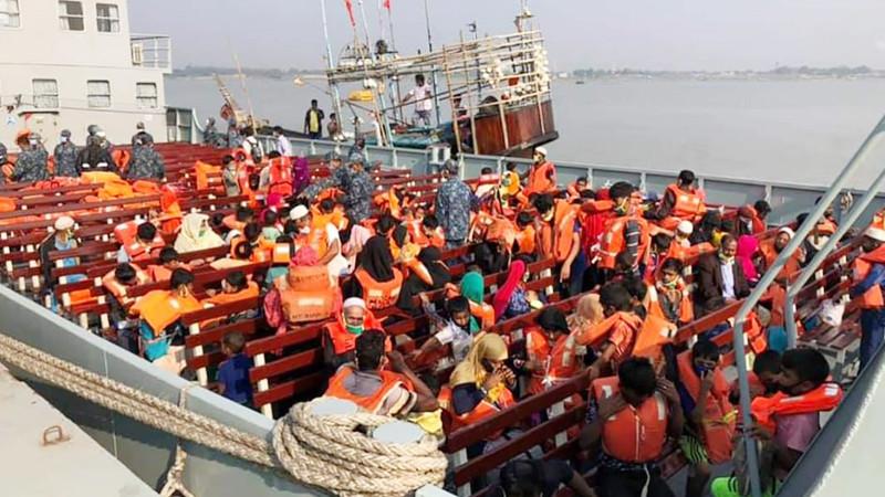 রোহিঙ্গা ইস্যু: বাংলাদেশকে আমেরিকার মুসলিম নেতাদের চিঠি