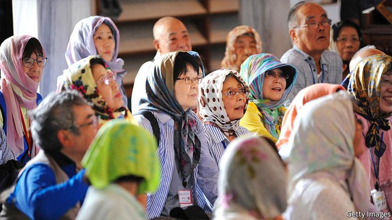 এক দশকে জাপানে  মুসলিমদের সংখ্যা দ্বিগুণ