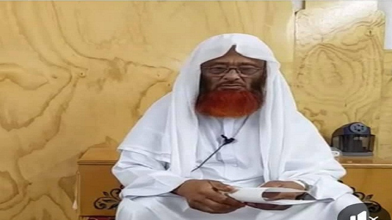 মুফতি মুহাম্মদ আব্দুল্লাহ'র সুস্থতায় দোয়ার আবেদন